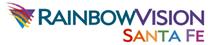 Rainbowvision Santa Fe Logo